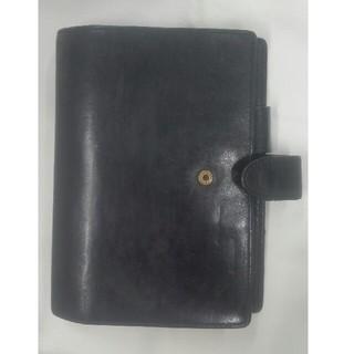 能率 バインデックス のシステム手帳 ブラック