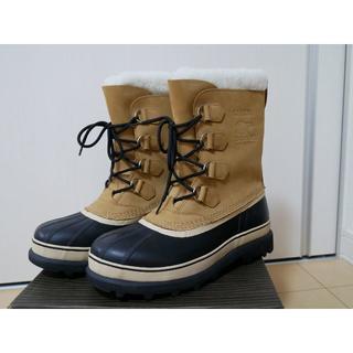 ソレル(SOREL)のSORELソレル カリブー スノーブーツ NM 1000 281(ブーツ)