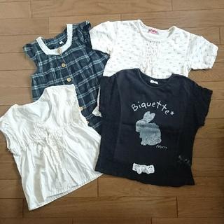 ジェモー(Gemeaux)の女の子 トップス まとめ売り(Tシャツ/カットソー)