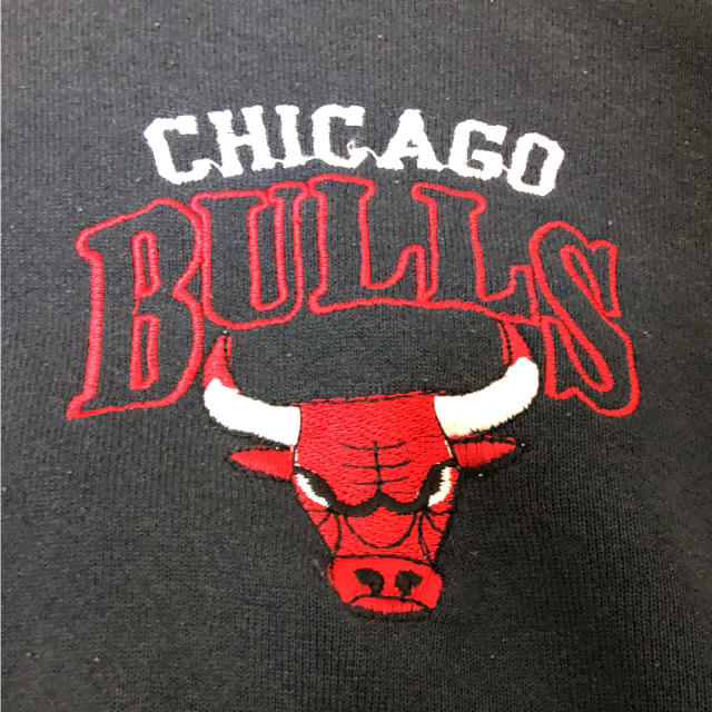chicago bulls パーカーの通販 by ハムハム s shop ラクマ
