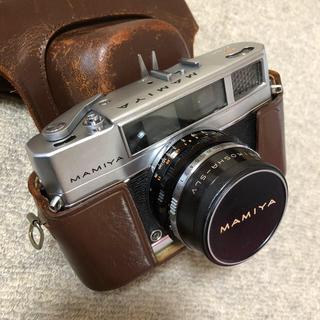 マミヤ(USTMamiya)のMamiya マミヤ  35 オートデラックス 35ミリ(フィルムカメラ)