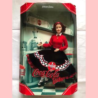 バービー(Barbie)のムテキ1129様様専用バービー人形 コカコーラバービー(ぬいぐるみ/人形)