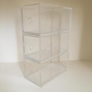 ①無印良品/PP(ポリプロピレン)小物収納ボックス