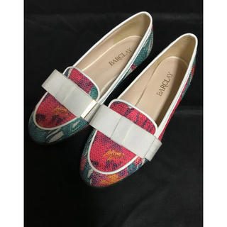 バークレー(BARCLAY)のお値下げ!BARCLAY  フラットシューズ(ローファー/革靴)