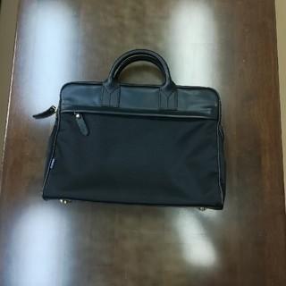 ジェイプレス ビジネスバッグ ブリーフケース ブラック 薄型