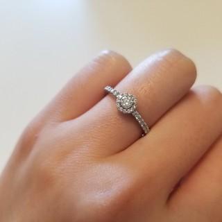 ヴァンドームアオヤマ(Vendome Aoyama)のヴァンドーム青山 リング 指輪 ダイヤモンドグレースリング(リング(指輪))