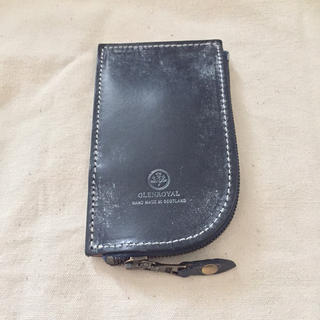グレンロイヤル(GLENROYAL)のGLEN ROYAL(グレンロイヤル)ZIPPED KEY CASE  袋付き(キーケース)