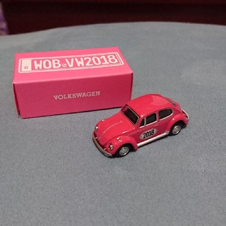 フォルクスワーゲン(Volkswagen)のビートル ミニカー🚘(ミニカー)