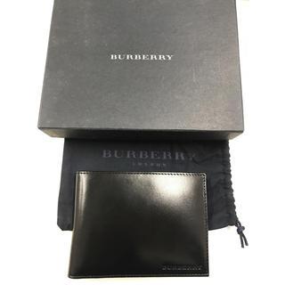 バーバリー(BURBERRY)のはな🌸様専用       バーバリー BURBERRY 二つ折り財布 (折り財布)