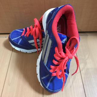 アディダス(adidas)のadidasスニーカー 17cm(スニーカー)