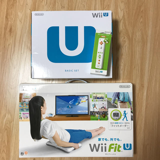 Wii Uセット(家庭用ゲーム本体)