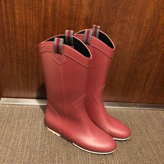 ファビオルスコーニ(FABIO RUSCONI)のファビオルスコーニ ハーフレインシューズ 雨靴 長靴(レインブーツ/長靴)