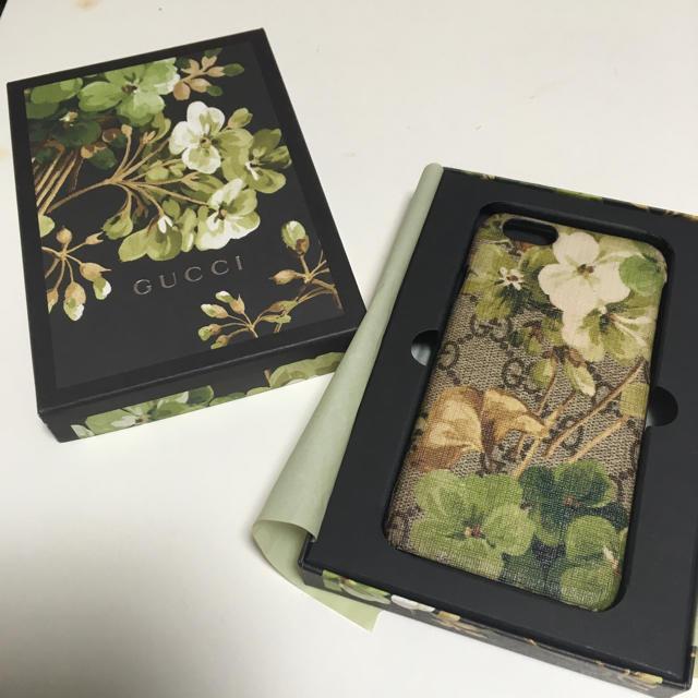 Gucci - 週末限定値下げ GUCCI iPhone6sケースの通販 by nina|グッチならラクマ