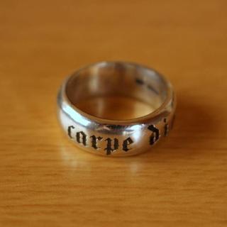 カルプディエムCarpe diem リング(リング(指輪))