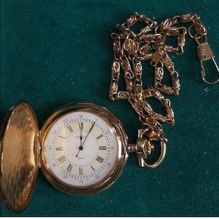 ティソ(TISSOT)の夏場に重宝する 彫刻が美しい! TISSOT製 懐中時計(その他)