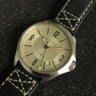 ハミルトン(Hamilton)のハミルトン 時計 腕時計 カーキ アビエイション Khaki Aviation(その他)