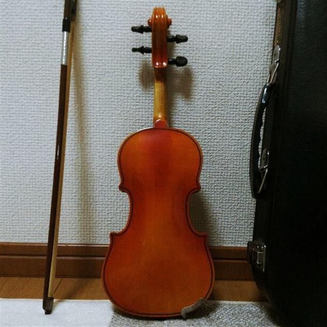 【極上品】鈴木バイオリン 1/16 スズキ 1986 楽器の弦楽器(ヴァイオリン)の商品写真