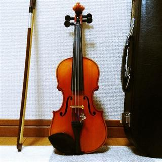 【極上品】鈴木バイオリン 1/16 スズキ 1986(ヴァイオリン)