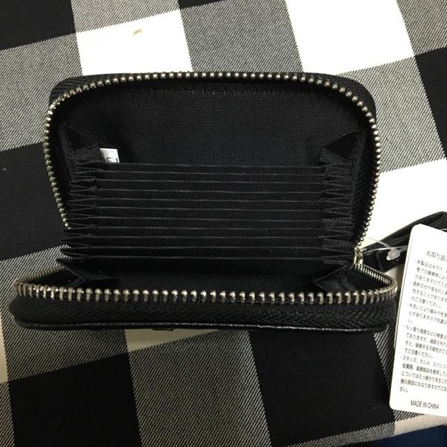 しまむら(シマムラ)の未使用 新品 しまむら ジミーチュウ風カードケース レディースのファッション小物(名刺入れ/定期入れ)の商品写真