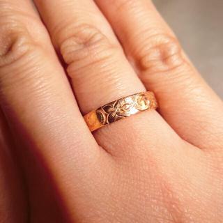 ロノ(LONO)のLono ハワイアンジュエリー リング 指輪 値下げしました(リング(指輪))