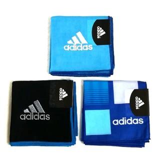アディダス(adidas)の新品未使用■アディダスadidas ハンカチ 3枚セット(その他)