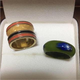 デザインリング セット(リング(指輪))