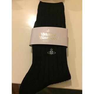 ヴィヴィアンウエストウッド(Vivienne Westwood)のvivian men's 靴下 25-27(ソックス)