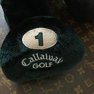 キャロウェイゴルフ(Callaway Golf)のクラブカバー callaway (クラブ)