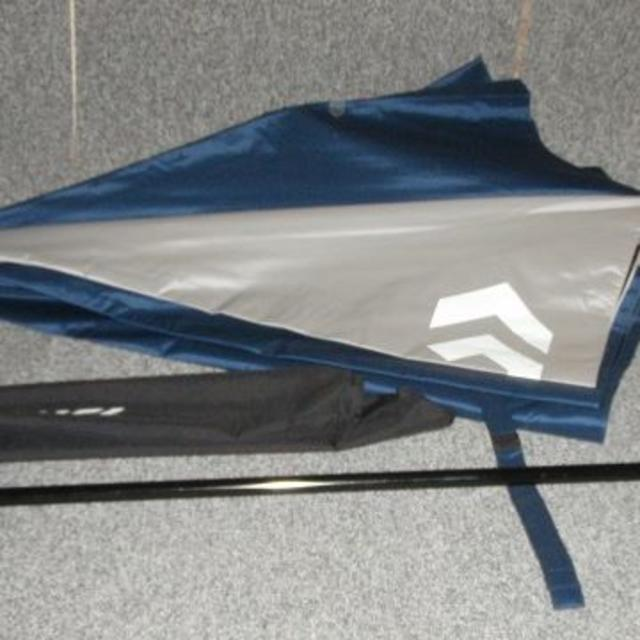 ダイワ PVヘラパラソルS(ダークブルー) スポーツ/アウトドアのフィッシング(その他)の商品写真
