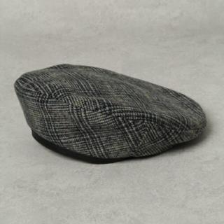 ジーナシス(JEANASIS)のベレー帽(ハンチング/ベレー帽)