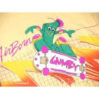 ゾーラック(ZORLAC)の▪️80's【GUMBY】VINTAGE TEE(Tシャツ/カットソー(半袖/袖なし))