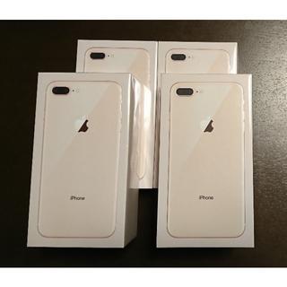 新品 iPhone8 Plus 64GB Gold SIMフリー 4台セット(スマートフォン本体)
