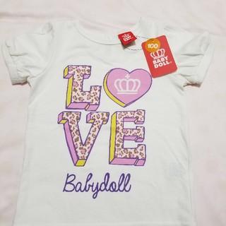 ベビードール(BABYDOLL)の〈最終価格〉ベビードール 女の子Tシャツ100