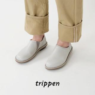 トリッペン(trippen)の新品未使用!トリッペンコンフォートレザーシューズ(ローファー/革靴)