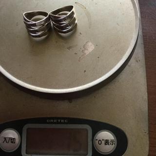WG(18k) ペアリング(14号、16号位)(リング(指輪))
