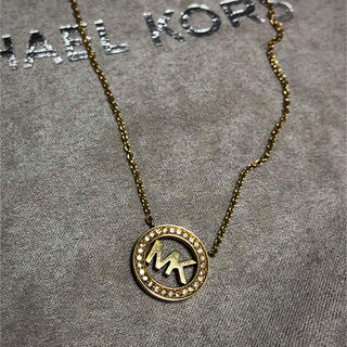 501909663ca7 マイケルコース(Michael Kors)のMICHEAL KORS ネックレス(ネックレス)