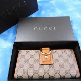 fcf5abbba637 グッチ ブラウン(オレンジ/橙色系)の通販 20点 | Gucciを買うならラクマ