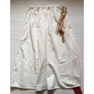 ゴートゥーハリウッド(GO TO HOLLYWOOD)のgotohollywood ゴートゥーハリウッドリボン付ロングスカート(スカート)