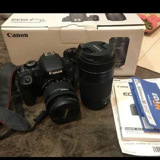 キヤノン(Canon)のcanon eos kiss x9i 一眼レフカメラ レンズキット(デジタル一眼)
