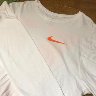 ナイキ(NIKE)のnike vlone ロンT XL(Tシャツ/カットソー(七分/長袖))