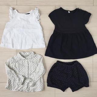 ザラ(ZARA)の女の子服 まとめ売り 無印良品 baby GAP ZARA baby(Tシャツ)