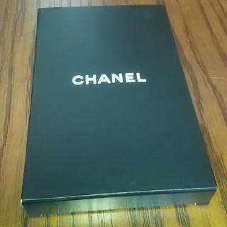 シャネル(CHANEL)のメモ帳シャネルのコスメ店で頂きましたものです(ノート/メモ帳/ふせん)