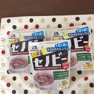 モリナガセイカ(森永製菓)のセノビー3袋(その他)
