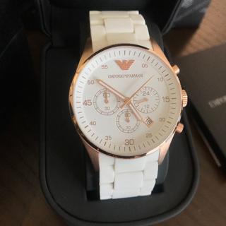 エンポリオアルマーニ(Emporio Armani)のエンポリオ アルマーニ EMPORIO ARMANI 腕時計 AR5919(腕時計(アナログ))