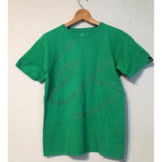 エス(ES)のes(エス) Tシャツ グリーン Sサイズ(Tシャツ/カットソー(半袖/袖なし))