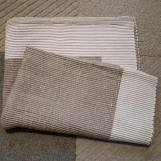 ムジルシリョウヒン(MUJI (無印良品))の無印良品 インド綿. ラグ