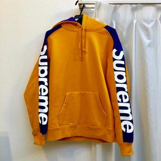 シュプリーム(Supreme)のSupreme Sideline Hooded Sweatshirt  希少S(パーカー)