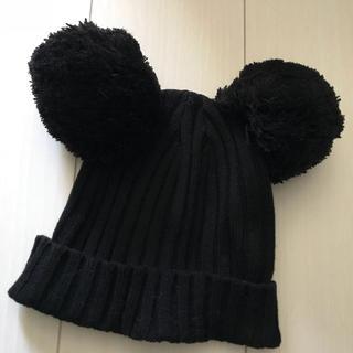 ディズニー(Disney)のミッキー♡ニット帽(ニット帽/ビーニー)