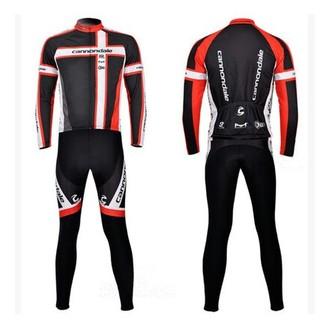 キャノンデール(Cannondale)のCannondaleサイクルジャージ 上下セット サイクルウェア 薄型 自転車服(ウエア)