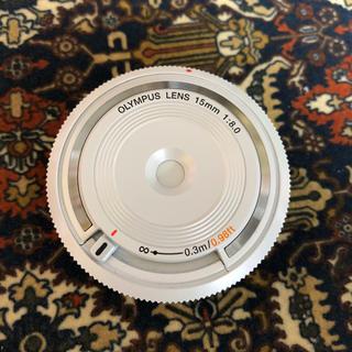 オリンパス(OLYMPUS)のボディキャップレンズ(レンズ(単焦点))